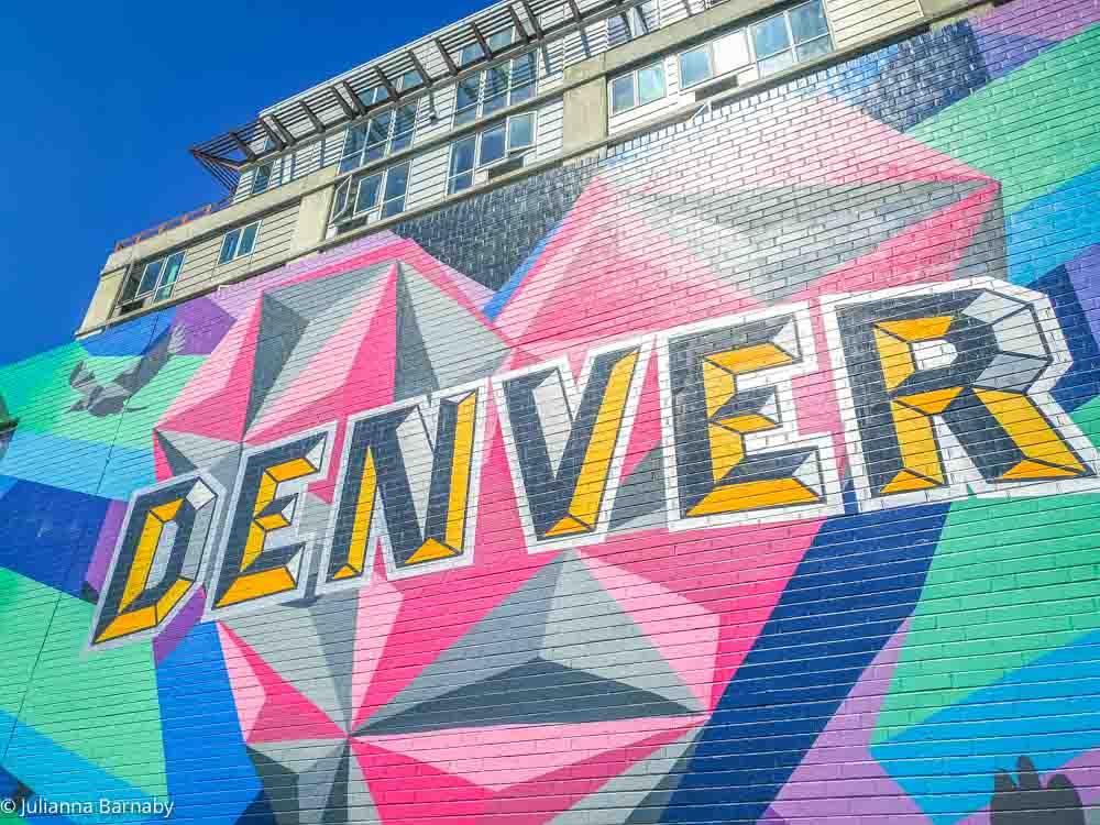 Love Denver by Pat Milbery
