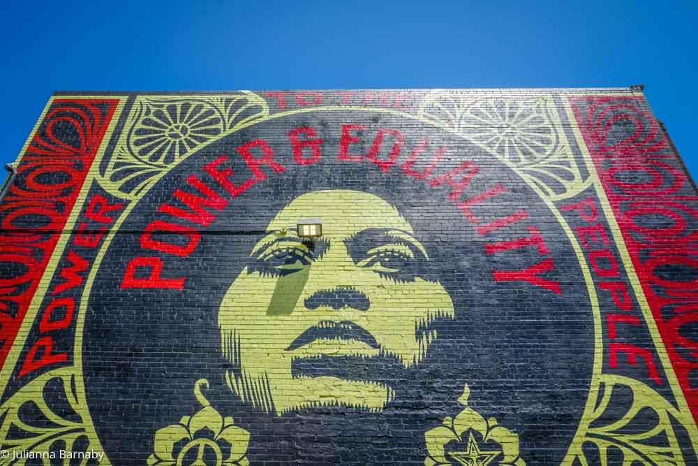 Power and Equality Shephard Fairey