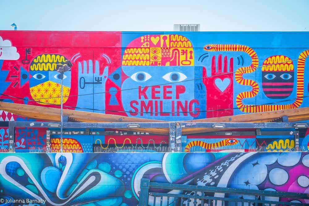 Keep Smiling by David Shillinglaw