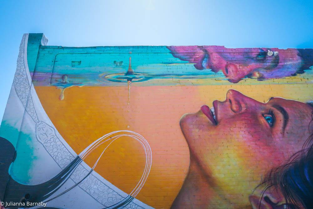 Woman's Reflection by Napoletano Art
