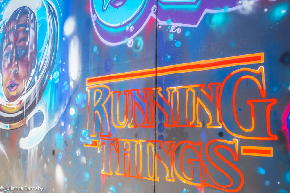Jher Seno and the Arty Deeds Crew - Running Things