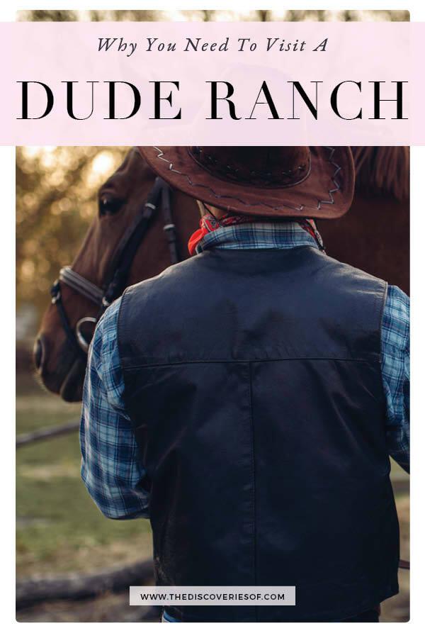 Dude Ranch Colorado