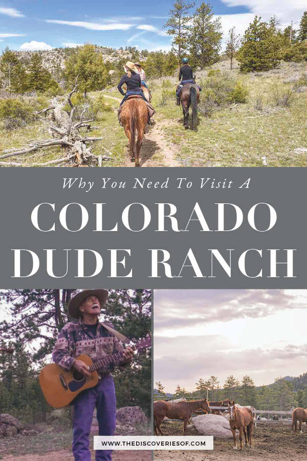 Colorado Dude Ranch