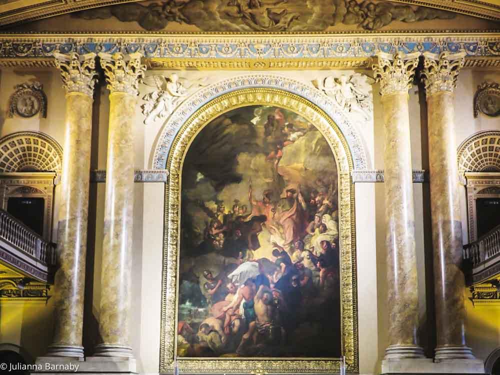 Chapel St Peter & Paul Greenwich