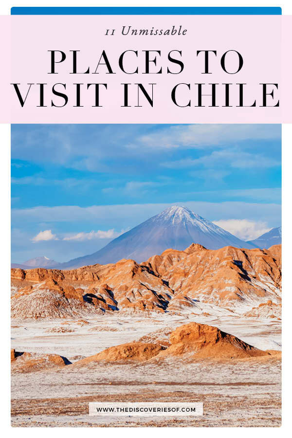 Places to visit in Chile