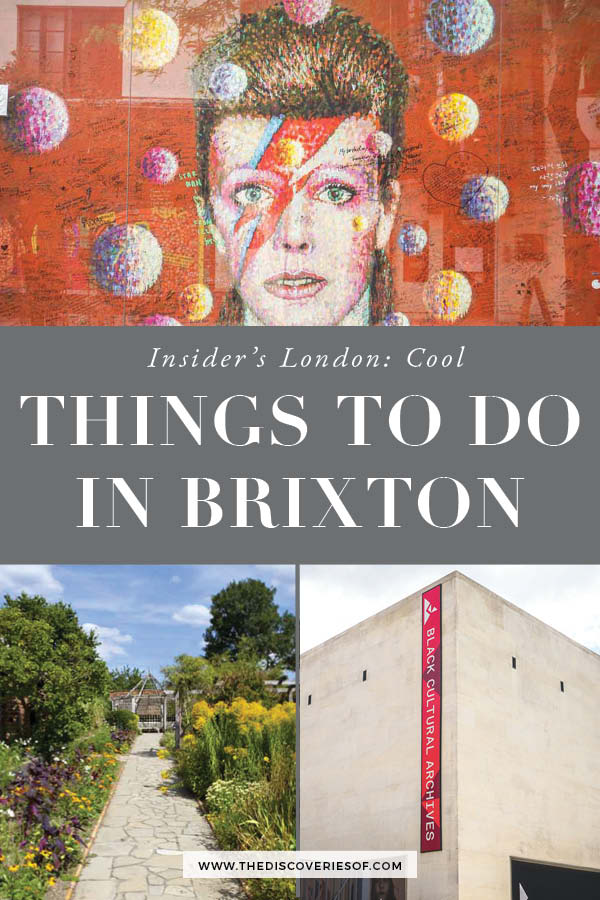 Things to do in Brixton