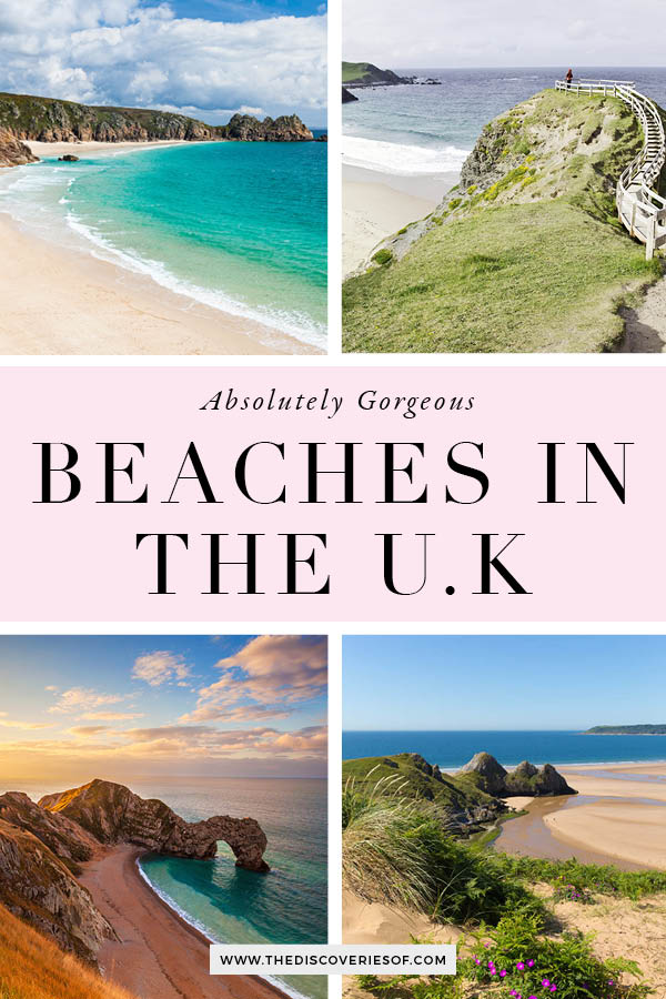 British Beaches