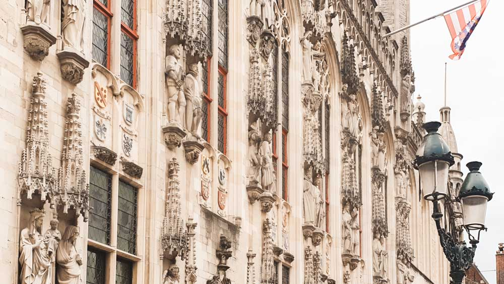 Architecture on Burg Square