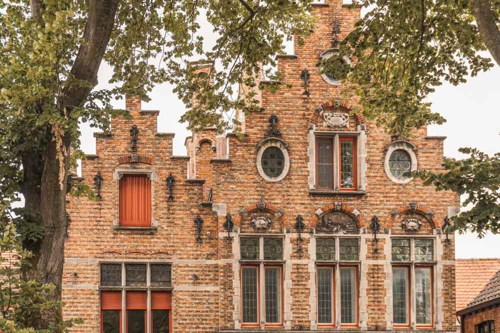 Architecture in Bruges