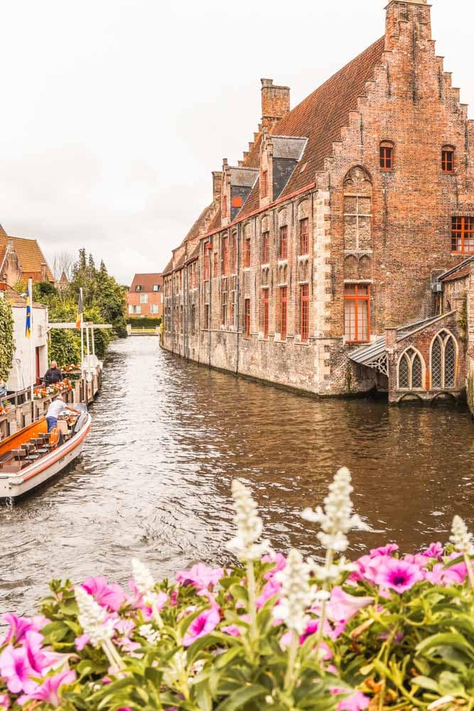 Canal Tour Brugge