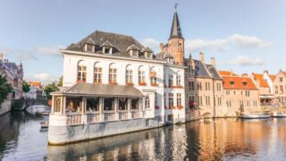 Bruges Map: A Handy Tourist Map of Brugge's Must-See Attractions