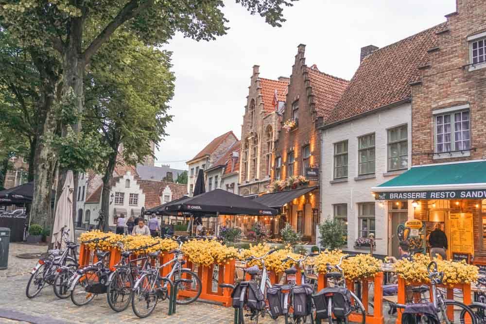Bruges, Belgium Day Trip