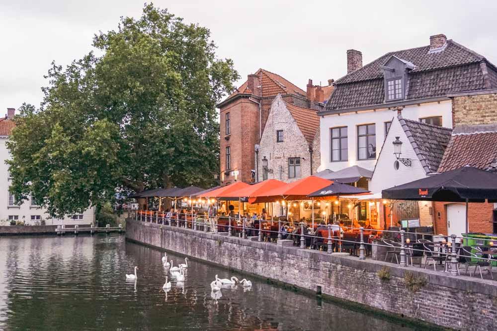 Sint Anna Quarter Brugge