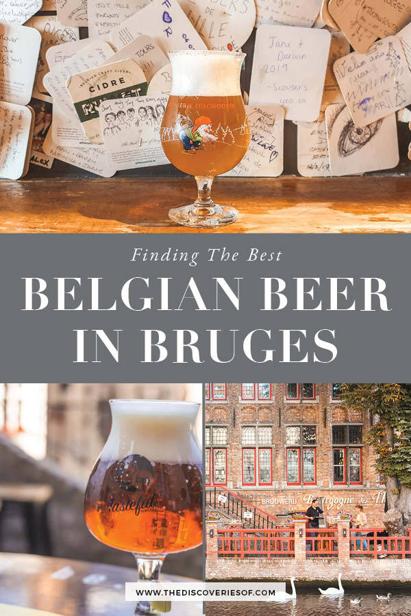 Brugge Beer and Bars