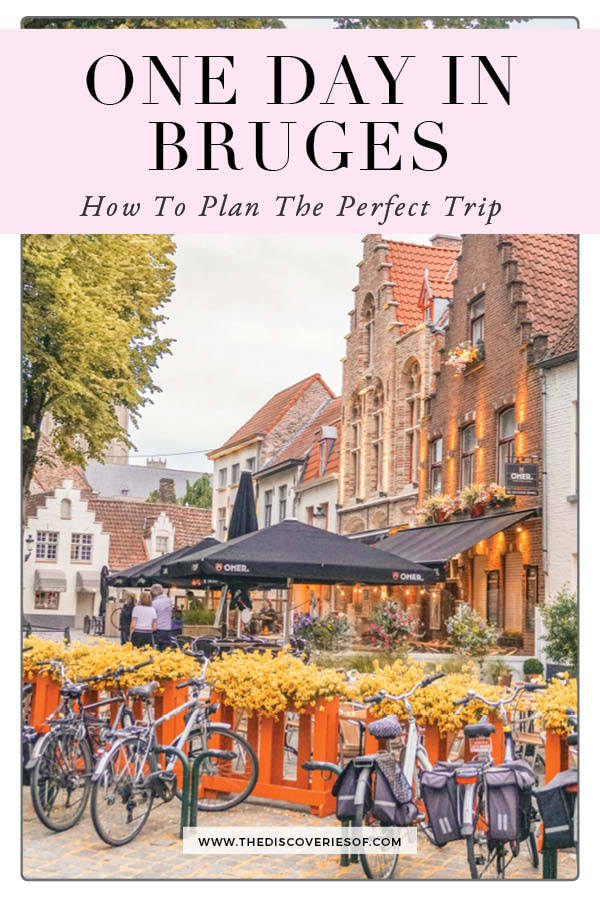 Bruges in a day
