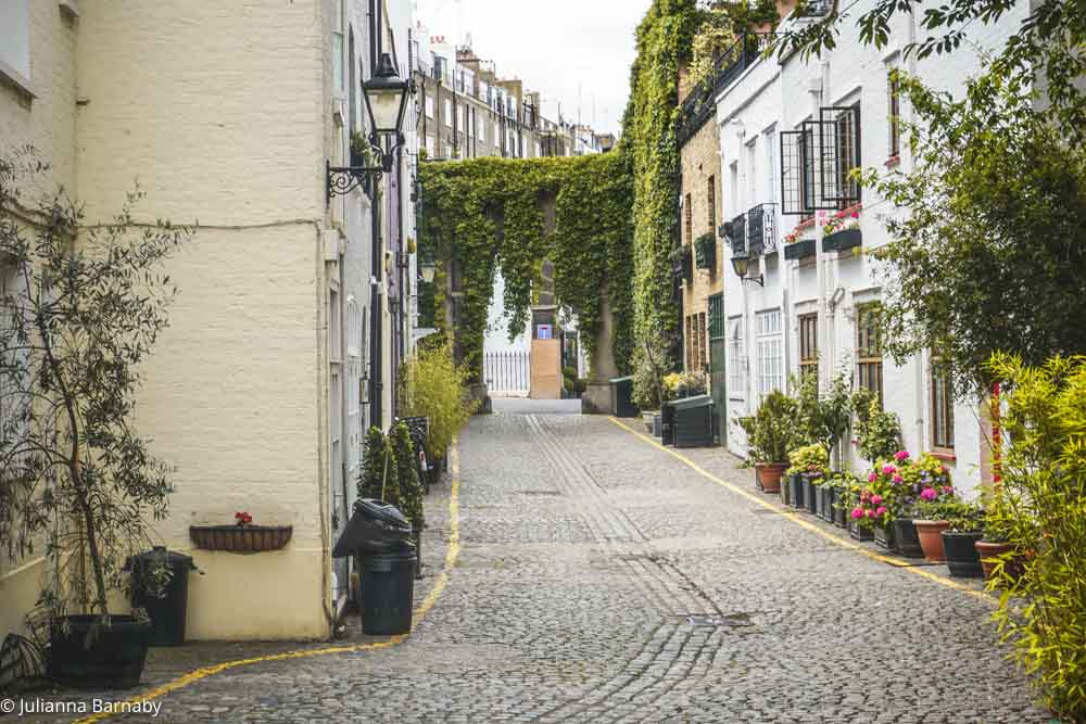 Elvaston Mews Kensington