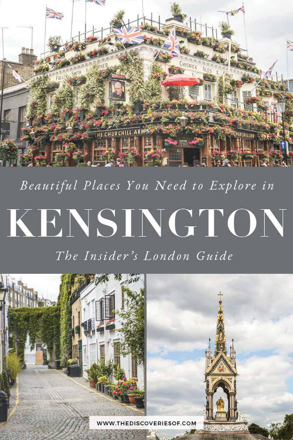 What to See in Kensington + South Kensington