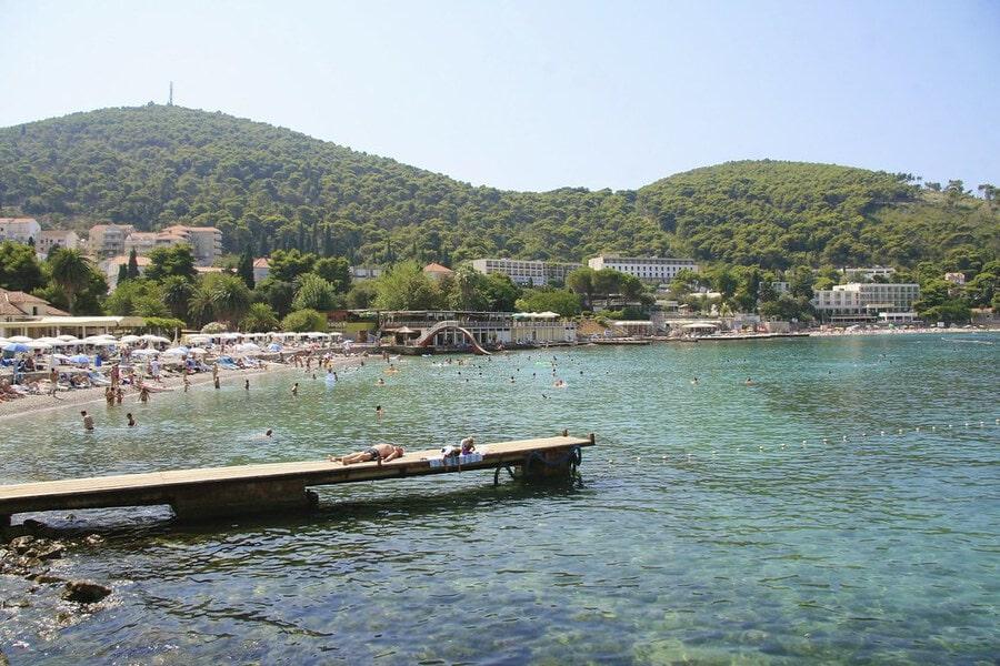 Lapad, Croatia