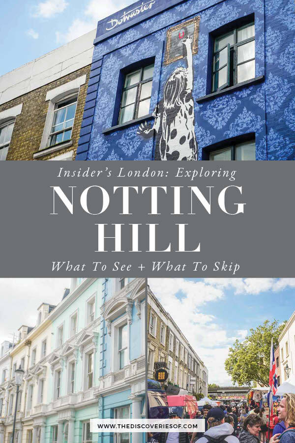 Things to do in Notting Hill, London
