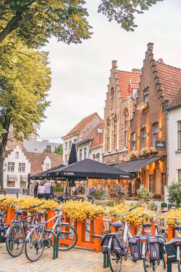 Places to see in Bruges