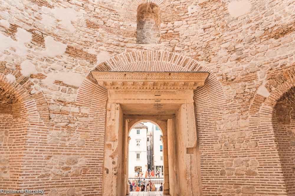 Vestibul Diocletian's Palace