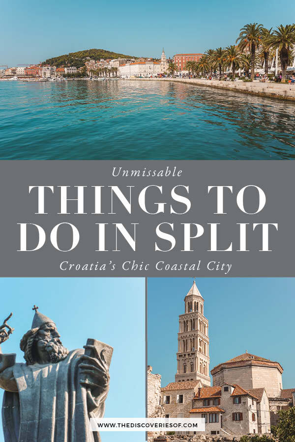 Split Croatia - What to See, Where to Stay and Where to Eat