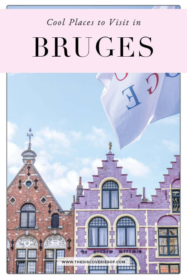 Places to Visit in Bruges
