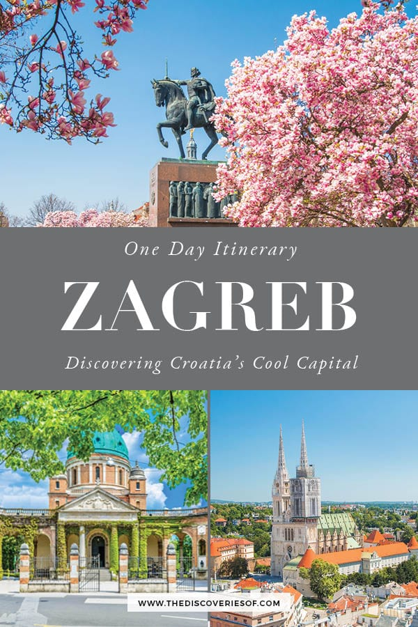 Zagreb 1 Day Itinerary