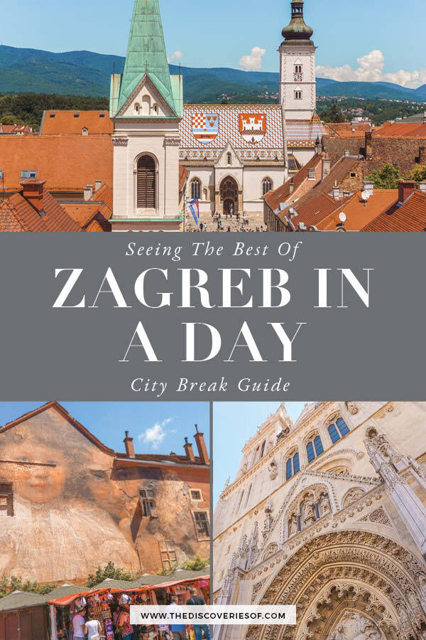 Zagreb in a day