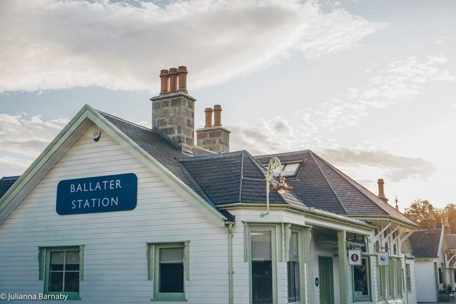 Ballater Station