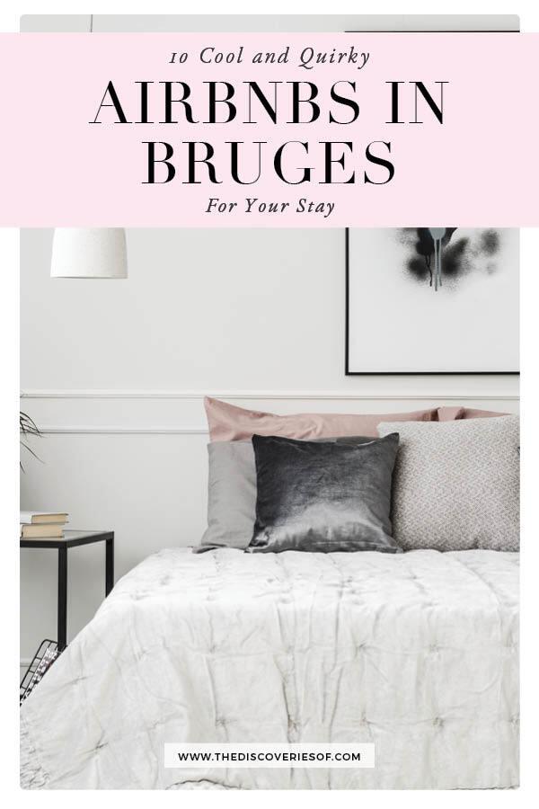 Airbnbs Bruges