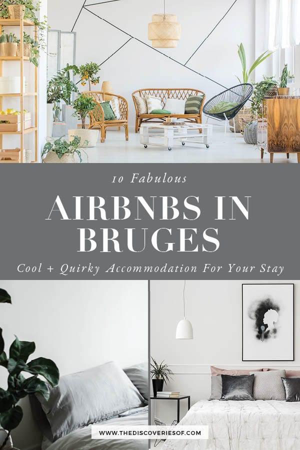 Airbnbs in Bruges