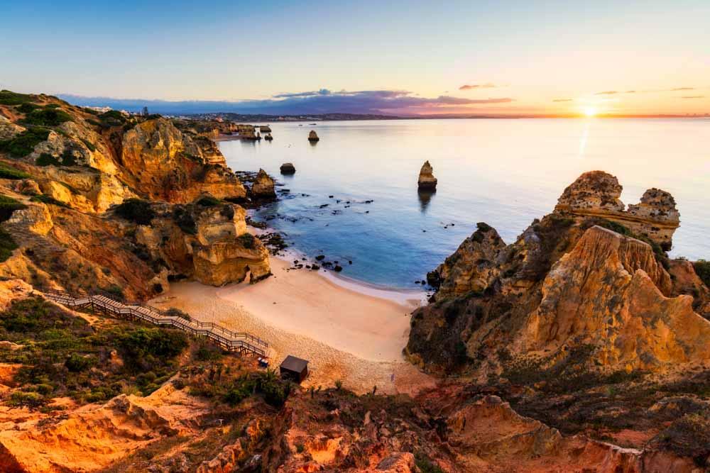 Praia do Camilho