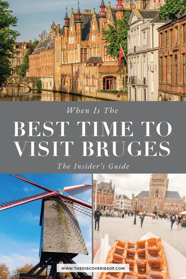 Best Time to Visit Bruges