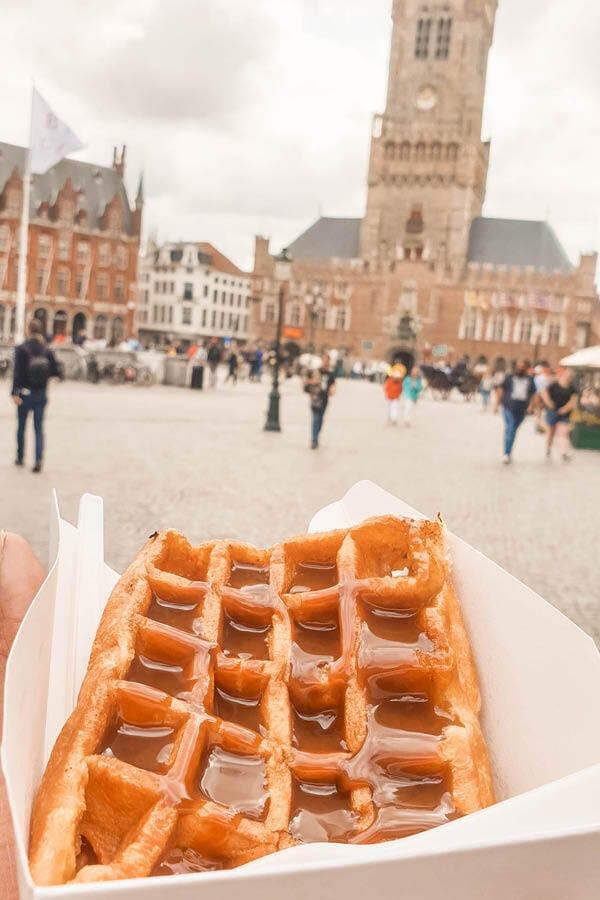Bruges Food Guide