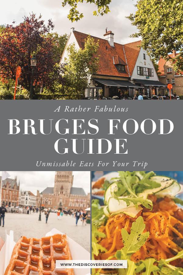 Bruges Food