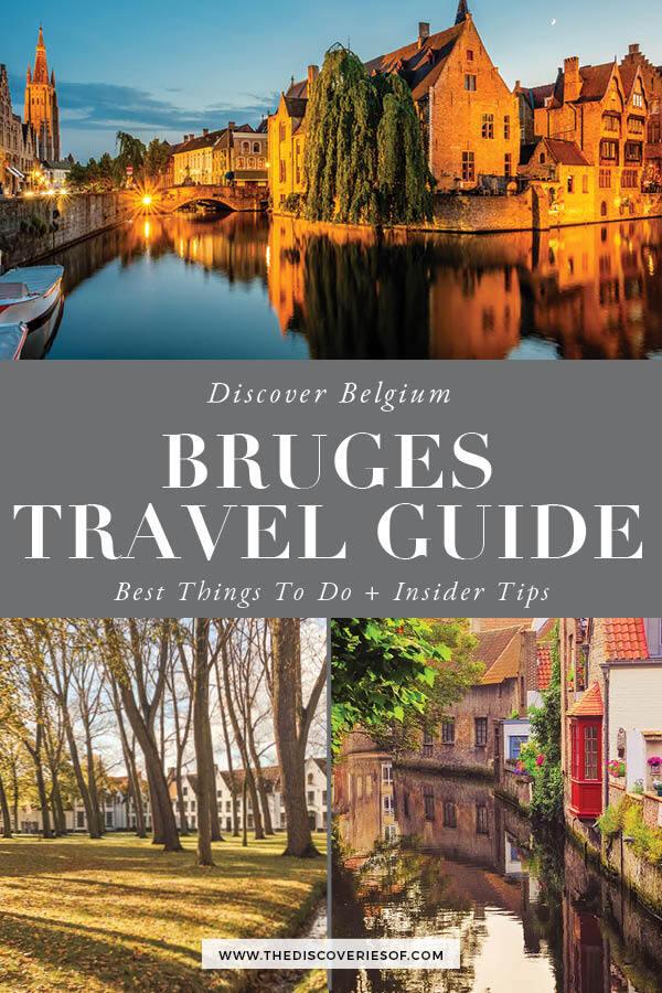 Bruges Travel Tips