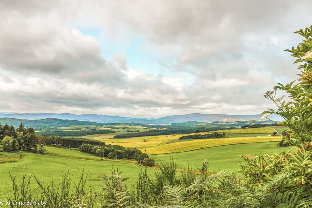 The Queen's View, Aberdeenshire