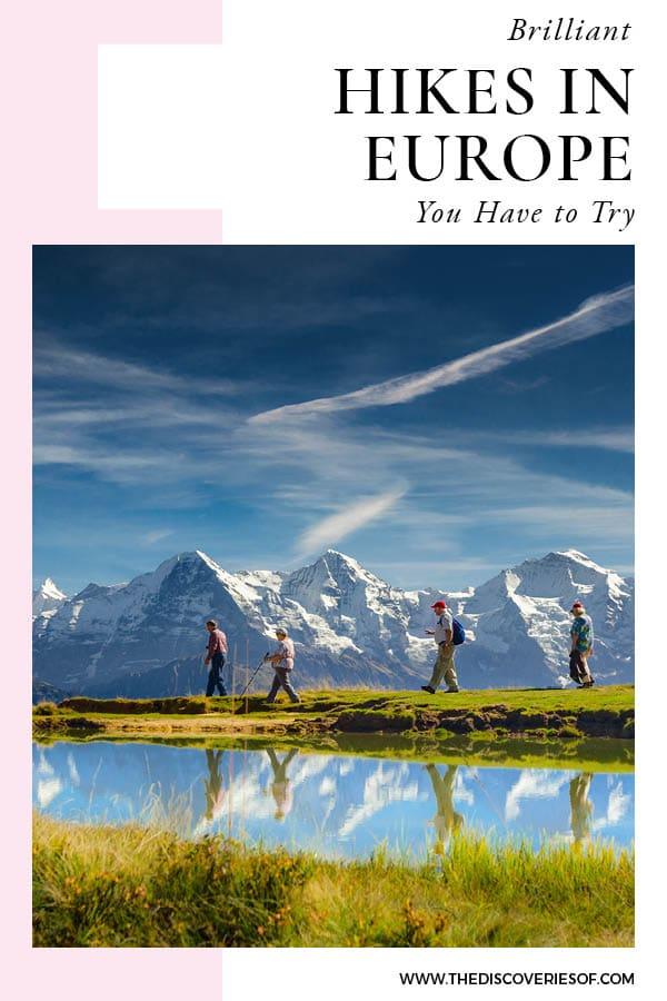 Europe hikes