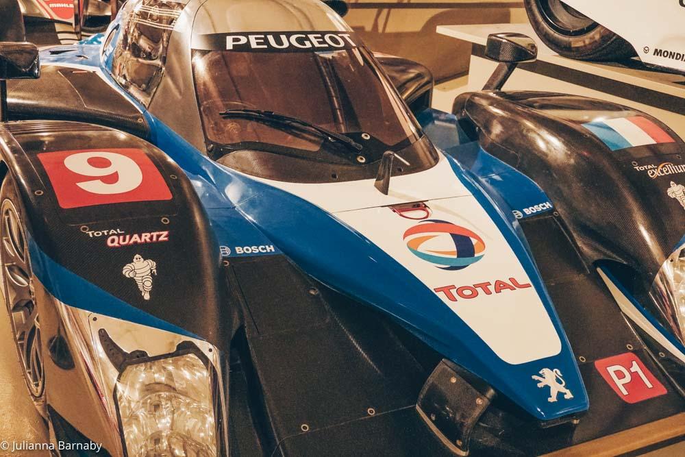 24 Hour Le Mans Museum