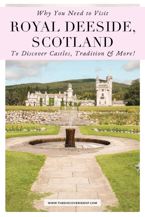 Royal Deeside Scotland