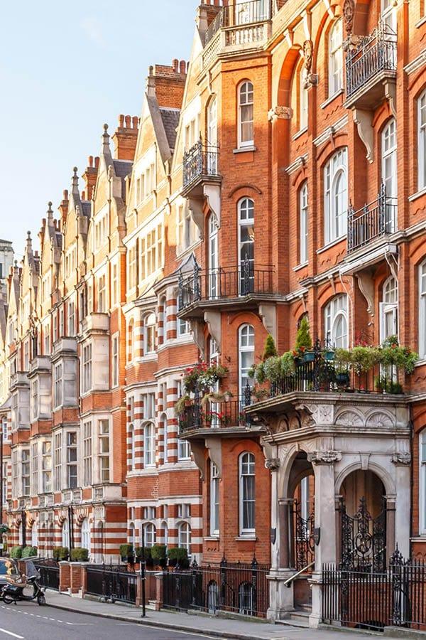 Stay in London