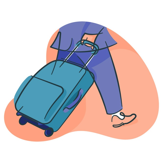 Travel Luggage Europe Packing List