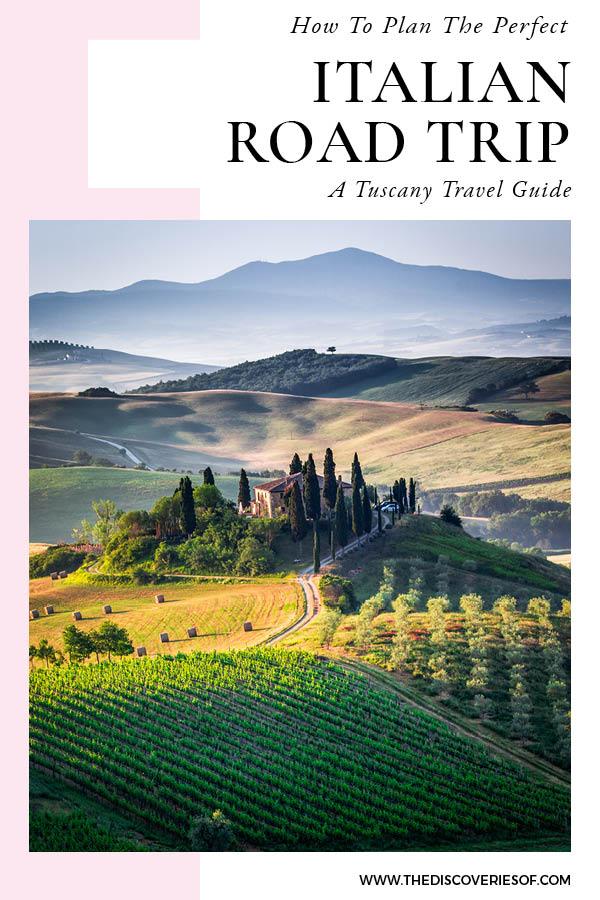 Tuscany Road trips