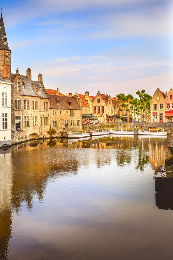 When to Visit Bruges