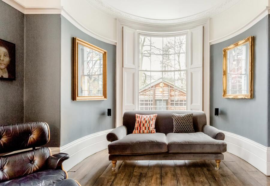 Best Airbnbs London Historic Villa