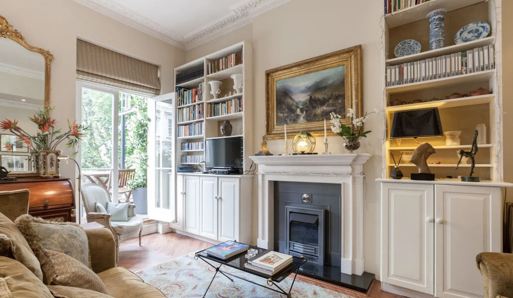 Best Airbnbs London Pad