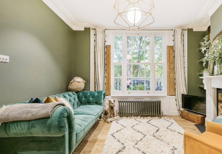 Best London Airbnb Victorian House