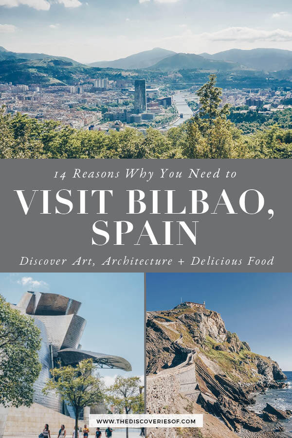 Must Try Things to do in Bilbao