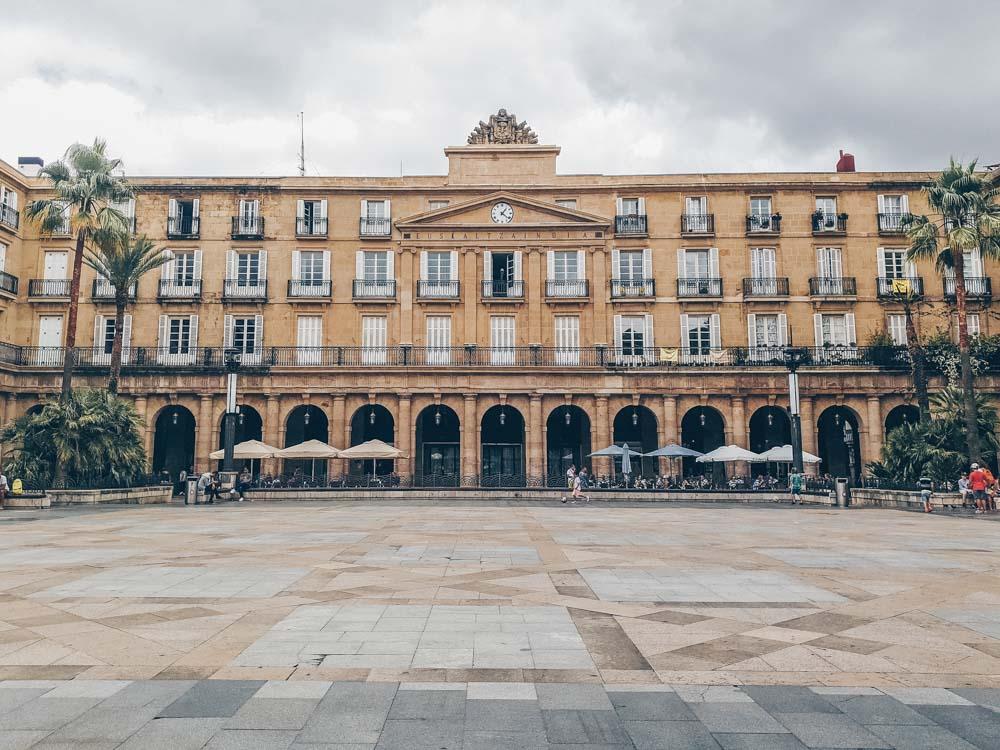 The Casco Viejo Bilbao